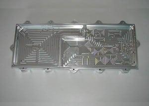 Kabinett i aluminium