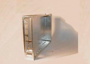 Aluminiumsdeksel